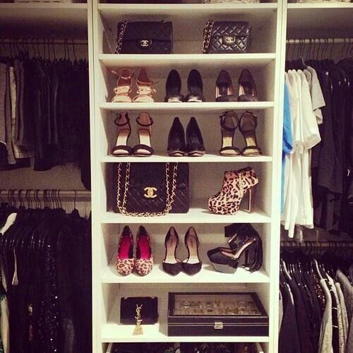 25 besten ❤ In my Closet ❤ Bilder auf Pinterest | Traumschränke ...