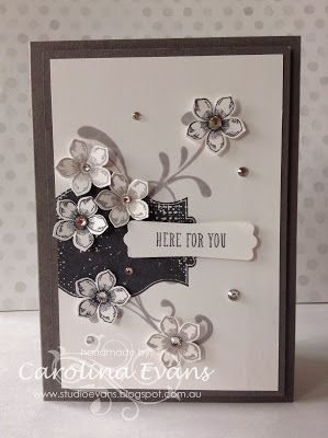 Everything Eleanor with Petite Petals - more fab cardsEverything Eleanor with Petite Petals - more fab cards! Carryover items made using Stampin' Up! products by Carolina Evans 2015-2016 Annual Catalogue #stampinup