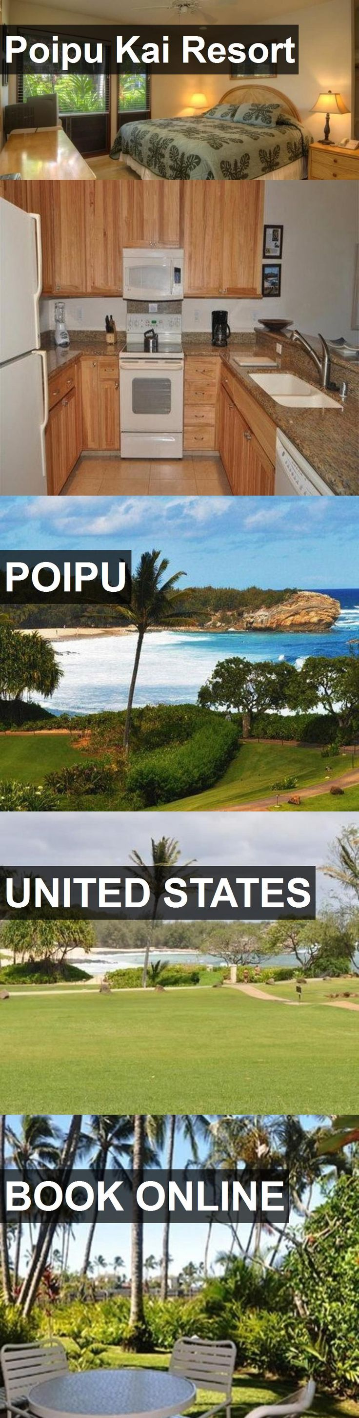 Hotel Poipu Kai Resort in Poipu, United States. For more information, photos, reviews and best prices please follow the link. #UnitedStates #Poipu #travel #vacation #hotel