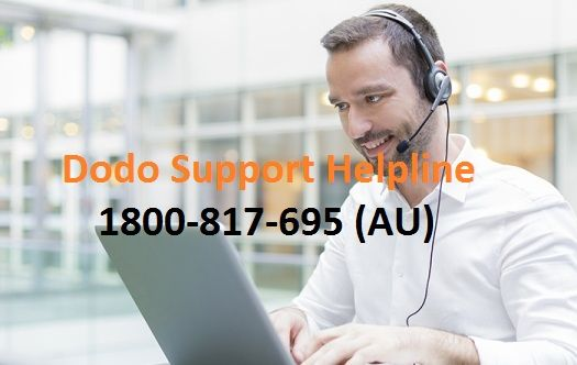 Contact Number for Dodo support Australia 1800-817-695