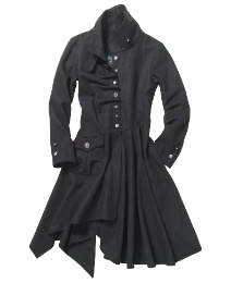 Joe Browns Ultimate Coat.  Makes me think of the Gothic style. $175.00 #simplybe #wishlist #coat