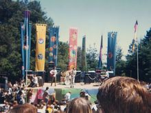 The Doors perfroming at Fantasy Fair and Magic Mountain Festival 1967