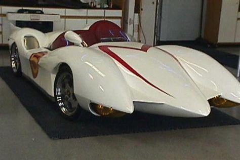 Gotham Garage S Sd Racer Mach 5 Replica Cars Show