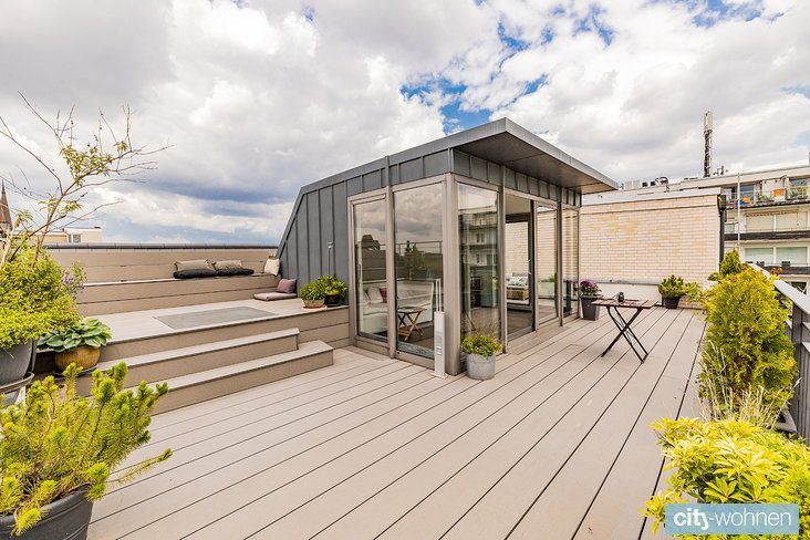 Riesige Dachterrasse In Hamburg In 2020 Moblierte Wohnung Wohnen In Hamburg Wohnung Finden