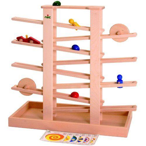 nic Holzspielzeug, MB Medi 'S' mit Mulde