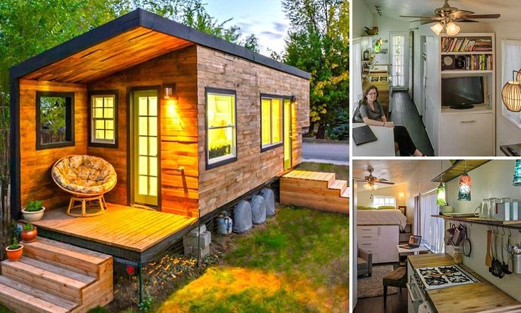 185 Best Shelter Tiny Houses Small Spaces Images On