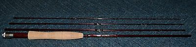 Winston Ibis Fly Rod  376-4  7'6  3 Weight 4 piece