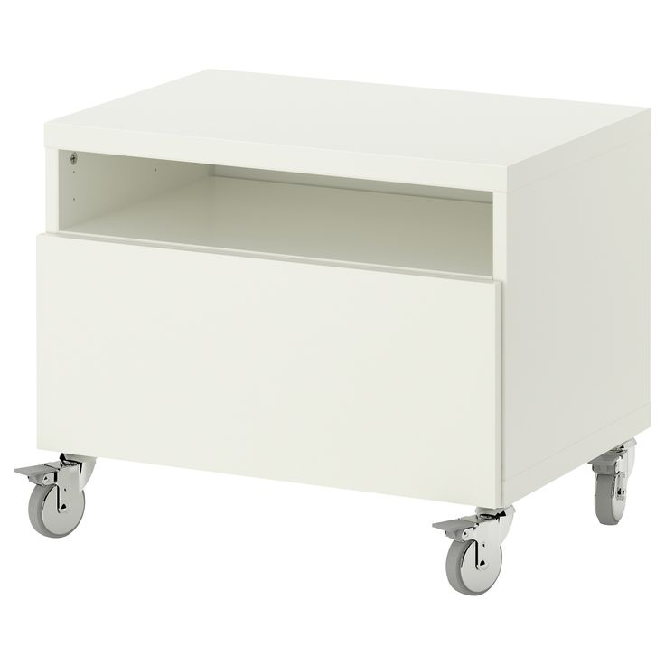 BESTÅ Bench with casters - IKEA