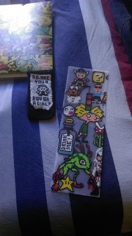 beads, perler beads, geek, pixel, avengers, arnold, world of warcraft, fresque, deco geek, mario