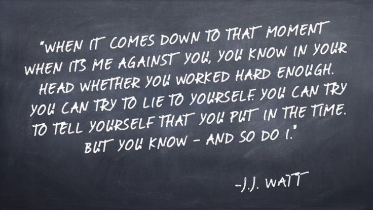 JJ Watt quote