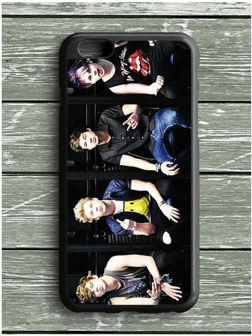 5 Seconds Of Summer iPhone 6 Plus Case