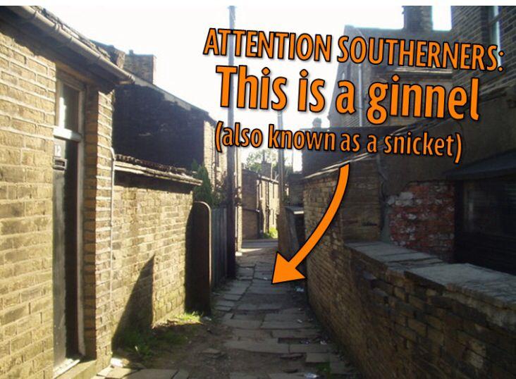 Yorkshire slang