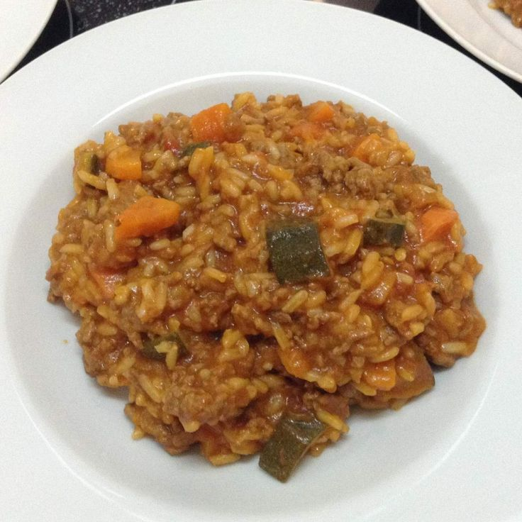 Recipe Beef Risotto by MGiss - Recipe of category Main dishes - meat