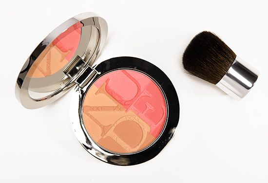 Dior Pink Glow (001) Nude Tan Paradise Duo Review, Photos, Swatches