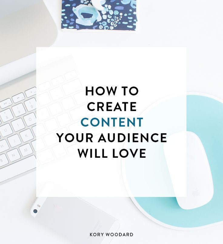 You're putting a lot of work into content you like and that you think your audience will like instead of investing your time into creating content that you know from the get go that your audience will love. Click to see my three simple ways to make sure you're creating content your audience will truly love!