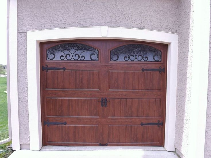Clopay Gallery Collection Long Panel Garage Door Ultra