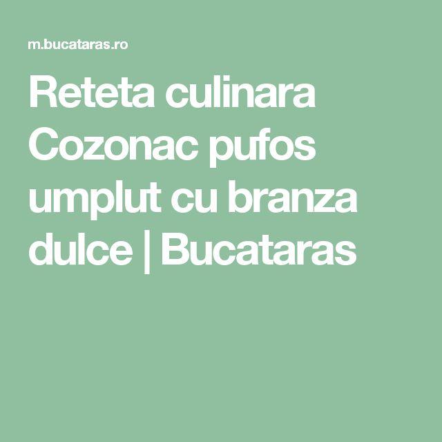 Reteta culinara Cozonac pufos umplut cu branza dulce | Bucataras