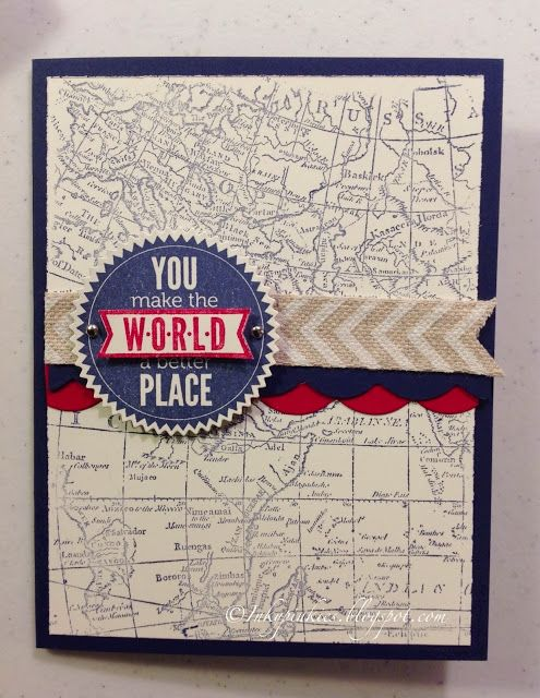 32 best travel cards images on Pinterest Travel cards, Cardmaking - best of background map of the world