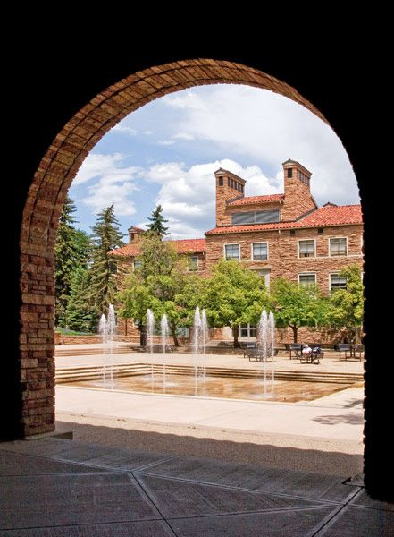 17 Best images about Colorado Campuses on Pinterest ...