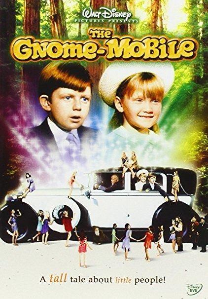 The Gnome-Mobile (1967 / DVD) Walter Brennan, Matthew Garber, Karen Dotrice, Richard Deacon, Tom Lowell