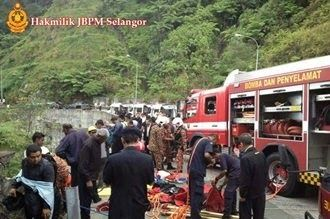 TRAGEDI NGERI MUNCUL LAGI....BAS GENTING JATUH GAUNG... | Blog Hang Ceroi
