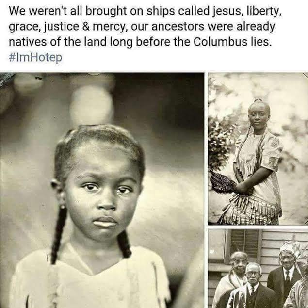 indigenous americans, california black native americans
