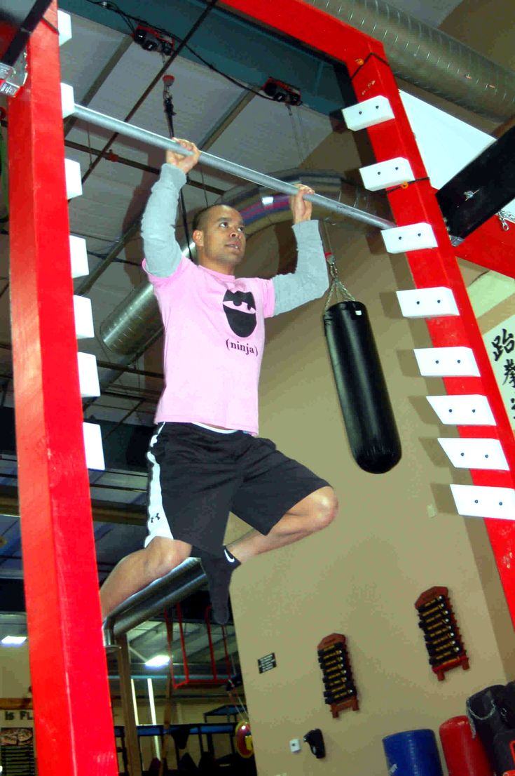 Best ninja warrior training images on pinterest