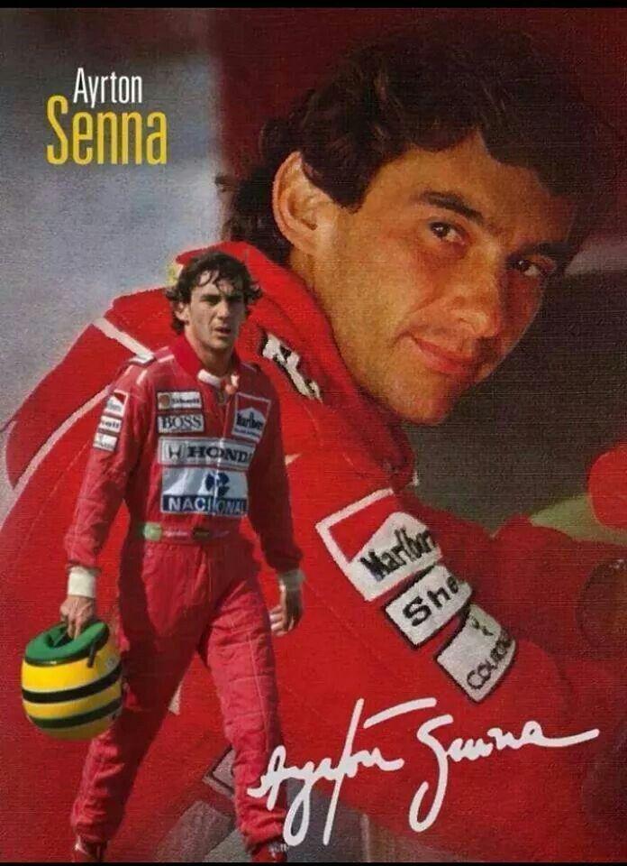 Ayrton Senna Simply the best. Always.