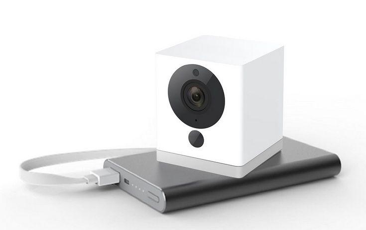 Домашняя камера наблюдения Xiaomi Little Square стоит всего $15