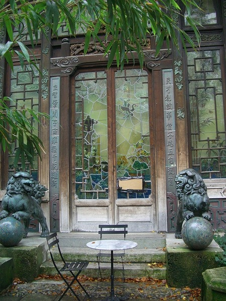 Paris VIIe ,1 rue Monsieur/57bis rue de Babylone - Cinéma La Pagode - Architecte Alexandre Marcel 1896