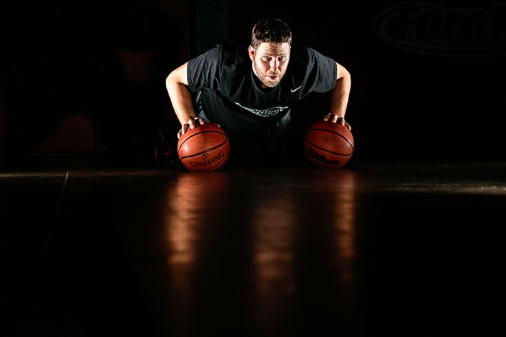 Coach Ido Basketball Photography