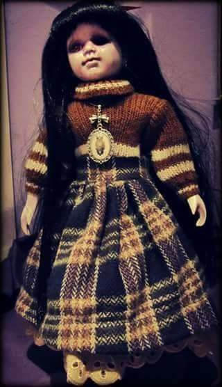 My New Horror Party Doll