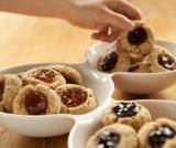 Easy to make and great for kids, try using a different variety of preserves each time you make them. We love to use fresh seasonal fruit, too. These cookies are inspired by a recipe from one of our health partners, Dr. Joel Fuhrman, author of Eat for Health.