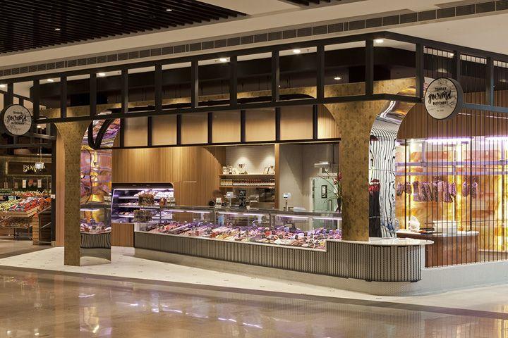 Tender Gourmet Butchery by StudioMKZ, Sydney   Australia food