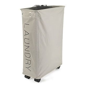 25 best ideas about laundry hamper on pinterest laundry basket bedroom hamper and wooden - Narrow clothes hamper ...