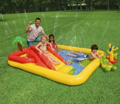 Ocean Play Centre Paddling Pool