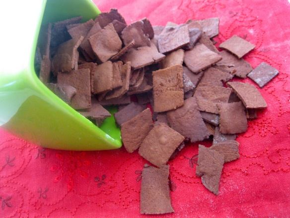Homemade Chocolate Peanut Cereal