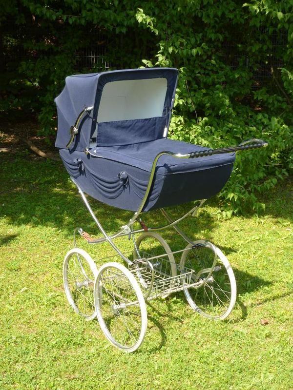 Englischer Kinderwagen aus » Kinderwagen