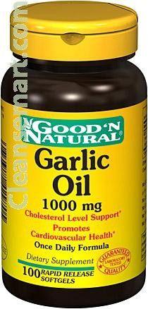 garlic oil softgels for yeast infection, garlic oil pills antibiotic