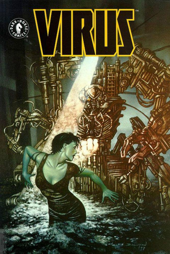 VIRUS - Der Comic zum Film