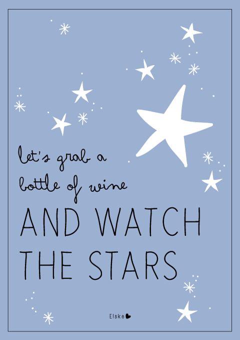 Watch the stars   Elske   www.elskeleenstra.nl