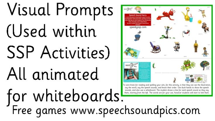 visual-prompts-all-ssp-levels-used-within-decoding-and-encoding-activities by Read Australia via Slideshare