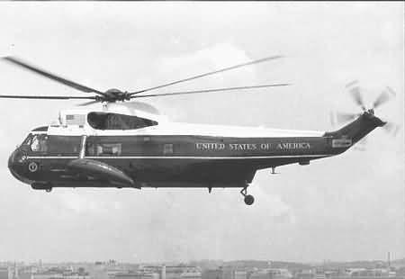 Sikorsky S-61B VH-3A Sea King