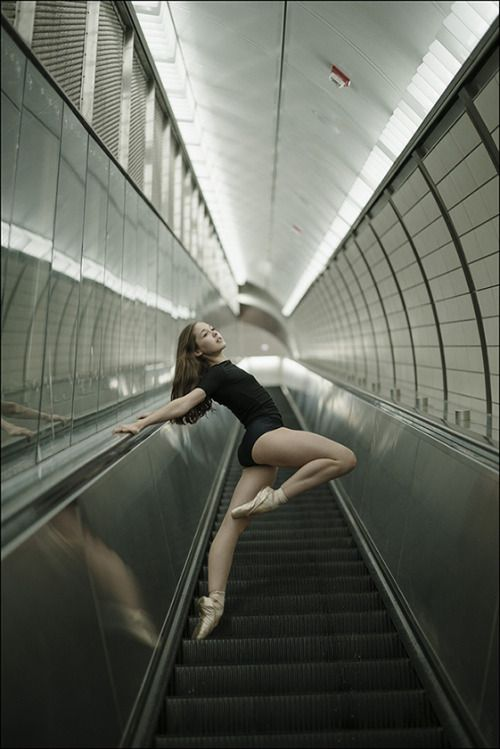 Follow the Ballerina Project on Instagram…
