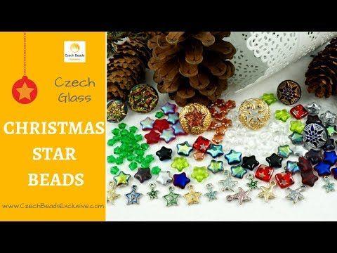 Video! STAR Christmas Czech Glass Beads - New Arrivals     #dawanda #dawanda_de #dawandashop #etsy #etsyshop #etsystore #etsyfinds #etsyseller #amazon #amazondeals #alittlemercerie #star #starjewelry #stardesign #christmasstar #christmasdesign #christmasjewelry #czechbeads #glassbeads #czechglassbeads #czechglassjewelry