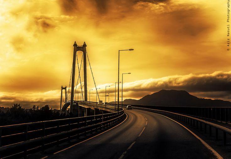 Bømlo Bridge, Hordaland, Norway by Aziz Nasuti on 500px