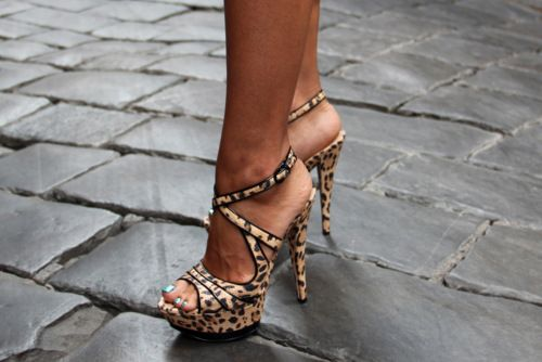 VEGAS <3: Hot Shoes, Leopards Shoes, Leopards Heels, Leopards Pumps, Animal Prints, Leopards Prints, Hot Heels, High Heels, Weights Loss