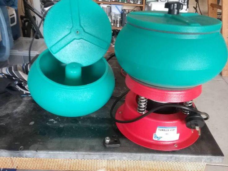 A Multi use Vibratory Tumbler with Aussie Upgrade.   Miscellaneous Goods   Gumtree Australia Cockburn Area - Hammond Park   1169226789