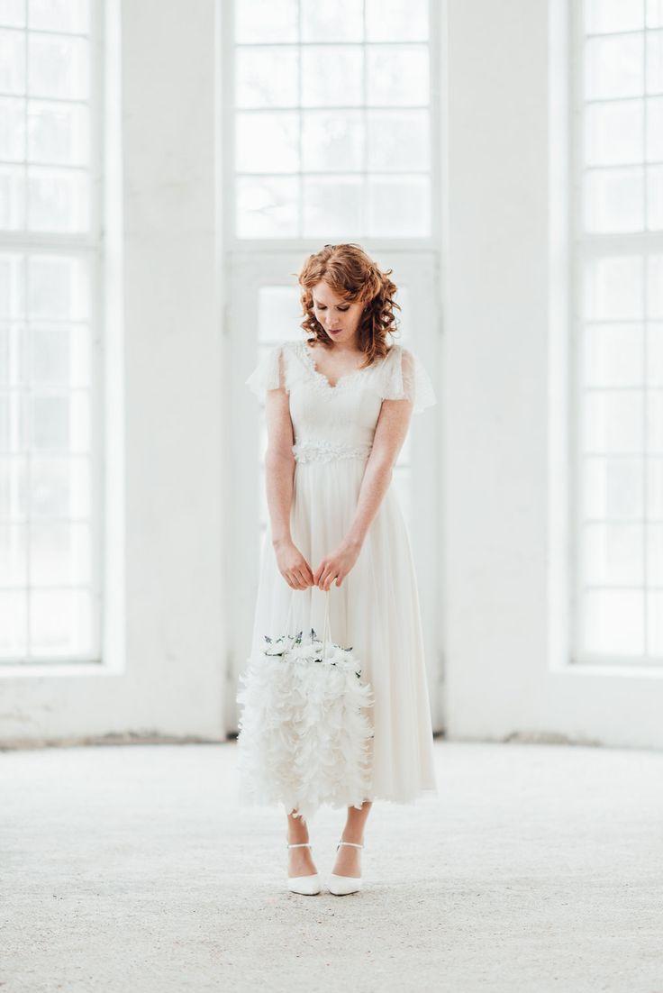 Dress: Felicia by Heidi Tuisku, Photos: DMK Photography, Assistant: Claudia Kisiel, MUAH: Emma Nikkanen, Flowers: Kukkapalvelu Freesi, Model: Leena