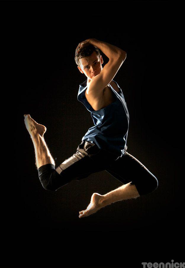 Sammy (Tom Green) from Dance Academy